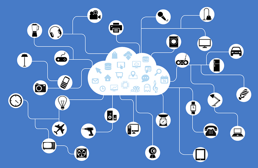 The Cloud of the digital world