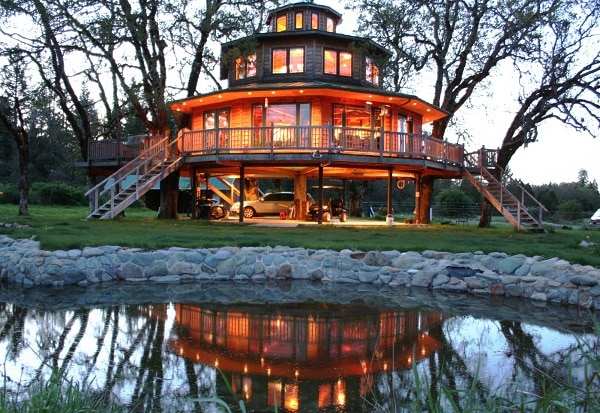 luxurious tree house hotel. Source Source. One Of The Most Luxurious Treehouse Hotel Tree House L