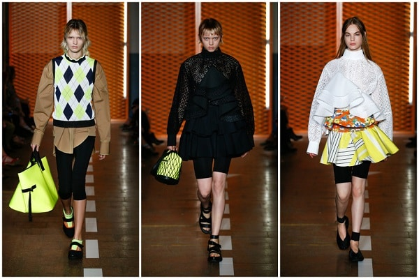 MSGM at Milan Fashion Show