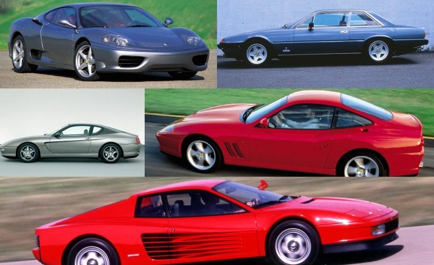 Top 10 Most Spectacular Ferrari Models In History