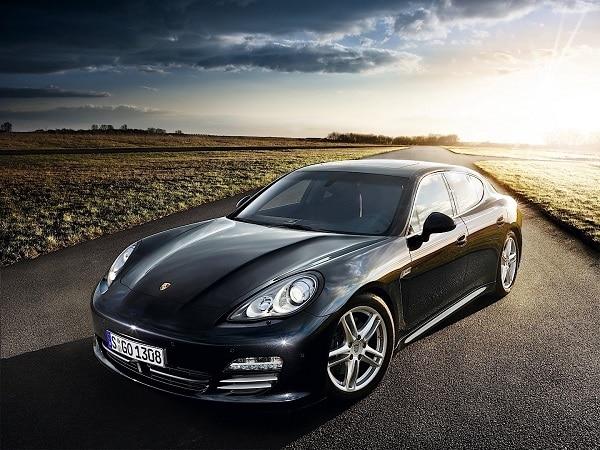 V6 Porsche Panamera 4