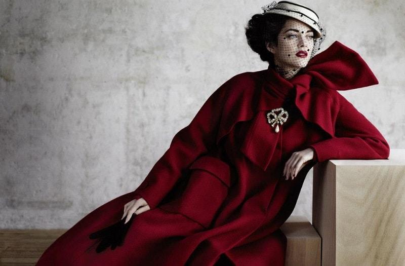 Marion Cotillard Dior Magazine