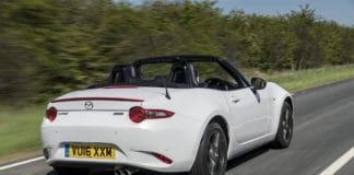Mazda MX-5, Mazda, MX-5, Sports car, Mazda sports car, Mazda convertible, Convertible sports car