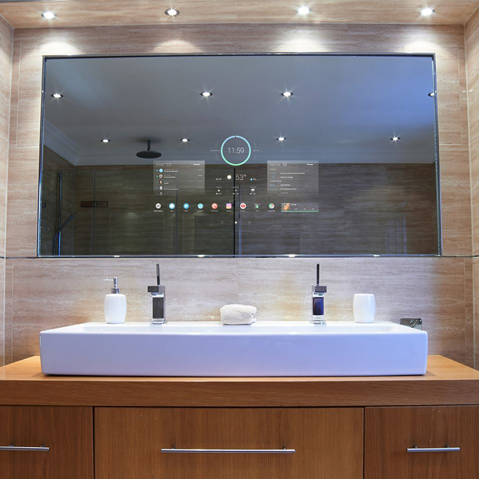Smart Mirrors The Best Luxury Tech Item For Your Bathroom