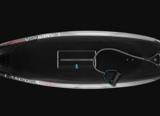 lampuga boost, electric surfboard, motorized surfboard, lampuga