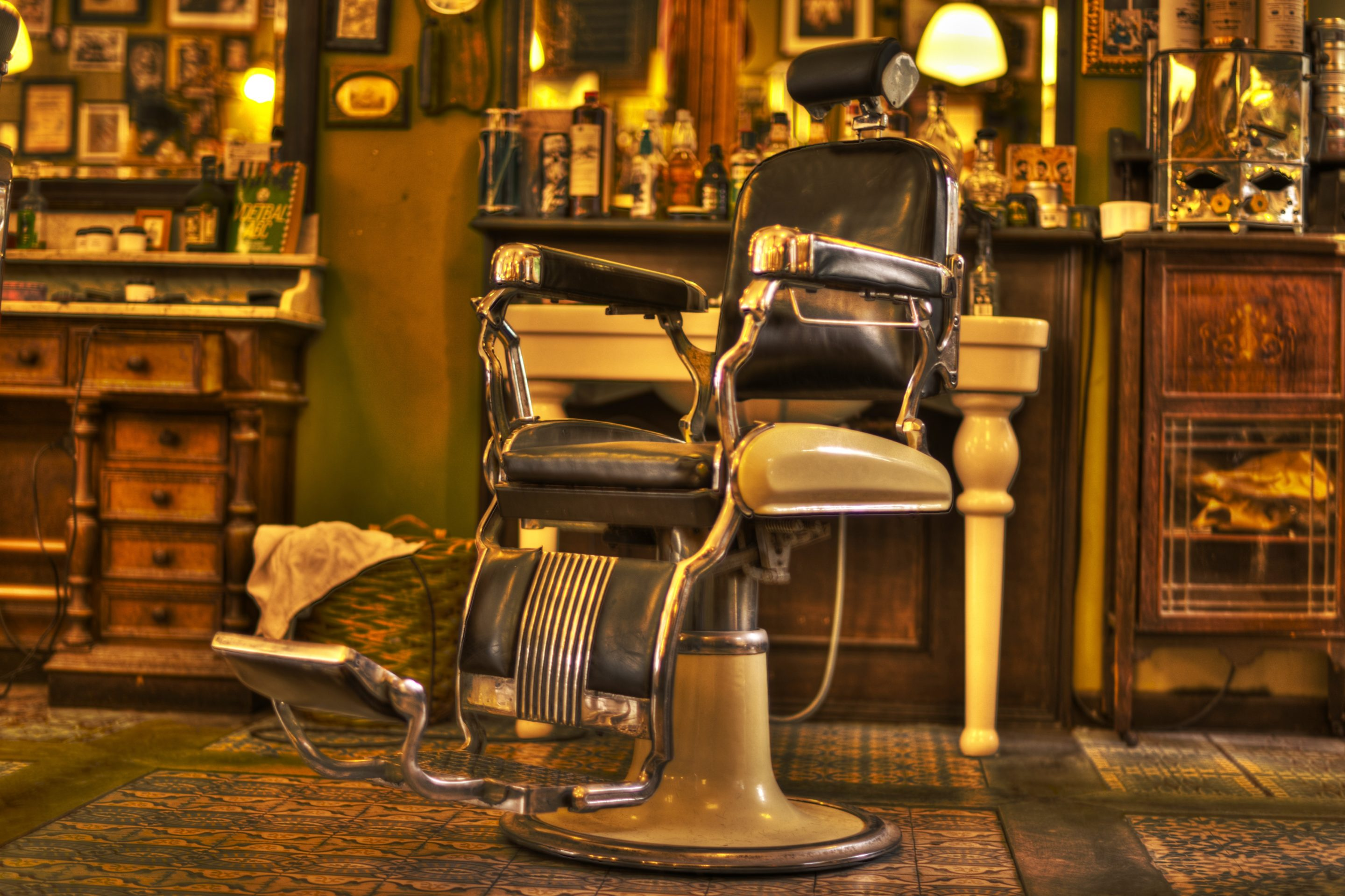 how to find a good barber no matter your hair type or style