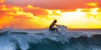 hison jet surfboard, jet surfboard, motorized surfboard