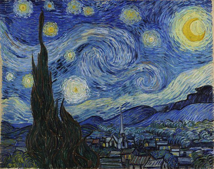Van Gogh, economics of art, economics art, economics and art
