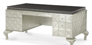 hollywood swank pearl desk, hollywood swank desk, hollywood swank desk review, hollywood swank pear desk review