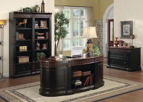 Britannia Rose Office Oval Executive Desk, Britannia Rose Desk, Britannia  Rose Desk Review,
