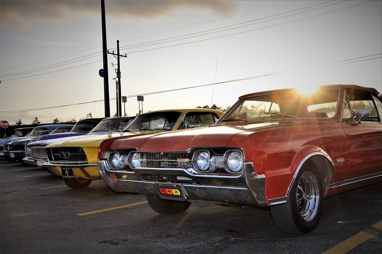 what is a muscle car? finding an appreciation for these iconic autos
