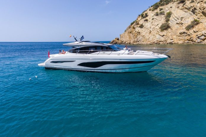 princess v65 yacht, princess v65 yacht review, princess v65, princess v65 review