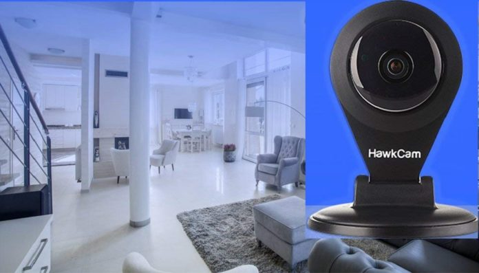 hawkcam pro home security camera, hawkcam pro home security camera review