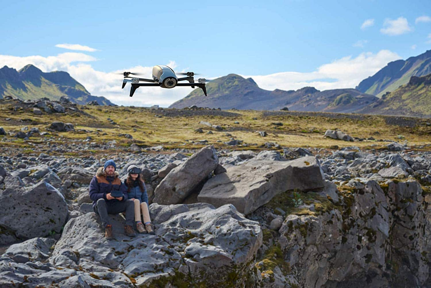 Parrot Bebop 2 FPV:Bring Your A Game on For Serious Flying Today