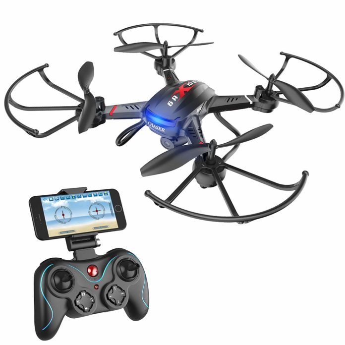 Holy Stone F181W Quadcopter, Holy Stone F181W Quadcopter review