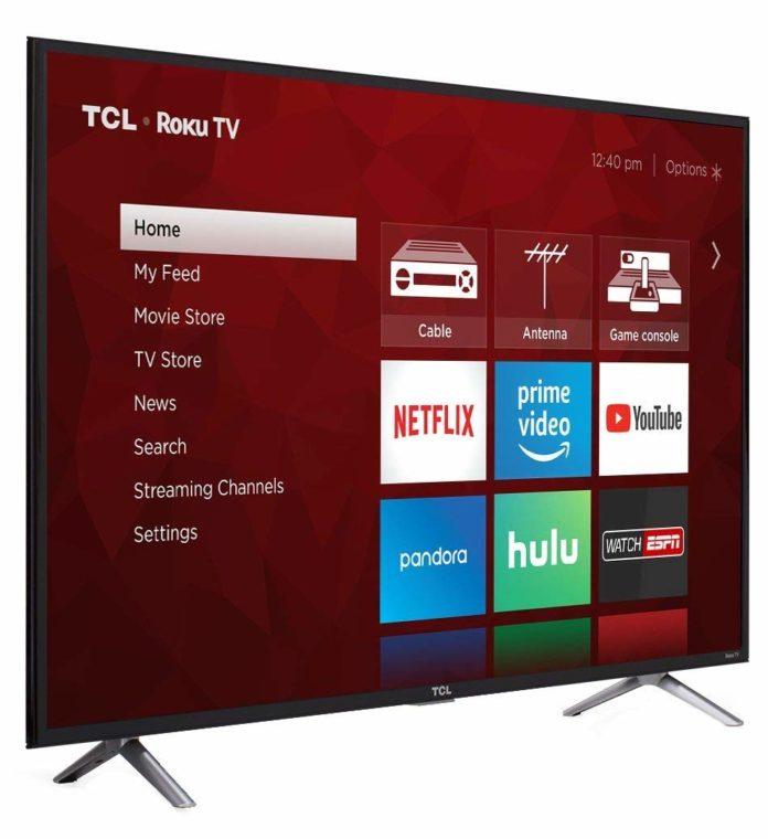 TCL Ultra HD Roku LED Smart TV, TCL Ultra HD Roku LED Smart TV review