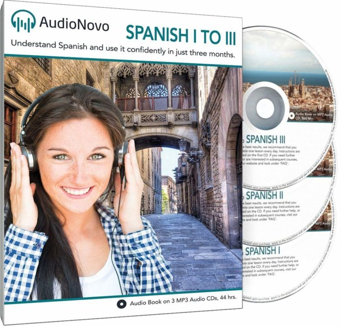 audionovo spanish, audionovo spanish review