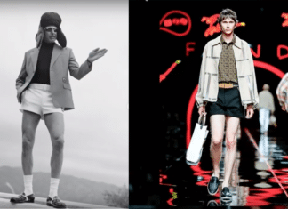 Jeff Goldblum, short shorts, shorts for men