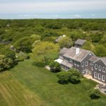 martha's vineyard, jackie kennedy onassis, real estate overview