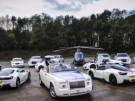 bill gates car collection, billionaire