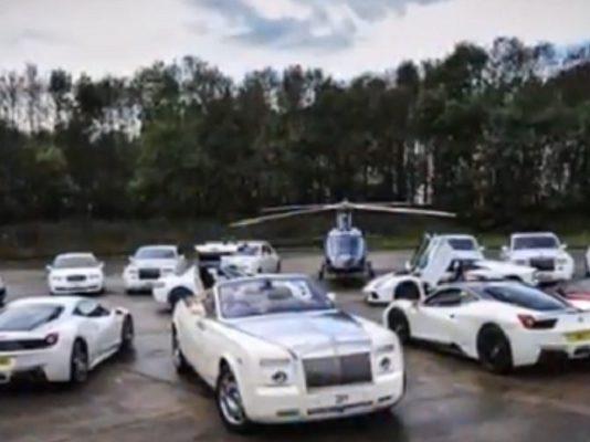bill gates car collection, billionaire