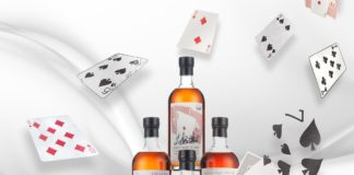 japanese whiskey, rare, expensive, full card set