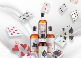 japanese whiskey, rare, expensive, full card set
