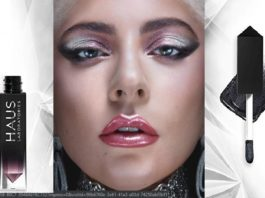 lady gaga, haus collection, makeup