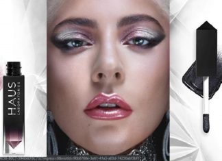 lady gaga, haus collection, makeup