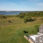 martha's vineyard, jackie kennedy onassis, real estate overview, shoreline, dunes
