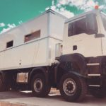 commander 8x8, luxury RV