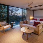 taronga zoo retreat, treetop suite